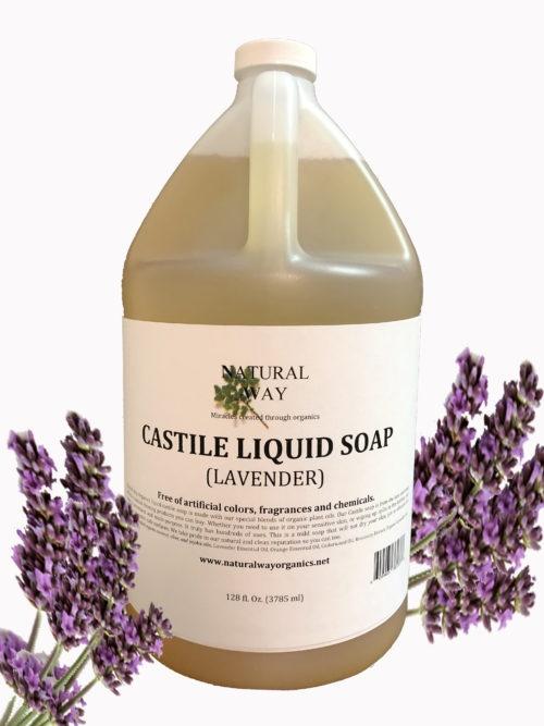 castile soap lavender
